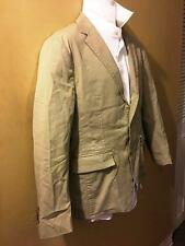 NWT BANANA REPUBLIC Modern Slim Fit Sport Blazer, SAND,  SIZE 42S   #175486