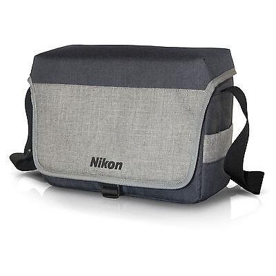 Kameratasche Nikon CF-EU11 für ein Nikon DSLR-System, grau, NEUWARE