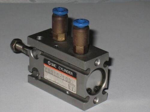 SMC cdu16-10d CILINDRO Pneumatico Pistone Corsa dell/'attivatore//Linear 10mm DIAM 16mm