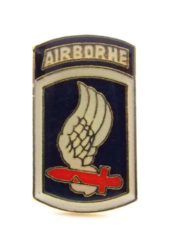 Wholesale Lot of 12 US Army 173rd Infantry Brigade Airborne Lapel Hat Pin PM1928