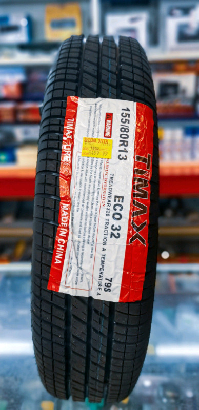 Brand new 155/80R13 TIMAX TYRES