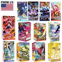 Pokemon Trading Cards Game Tcg Xy Break Booster Deck Pack Box Korean Version
