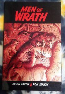 MEN-OF-WRATH-Aaron-Garney-ICON-Marvel-Comics-Graphic-Novel-TPB-NEW