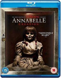 Annabelle: Creation [2017] (Blu-ray) Stephanie Sigman, Talitha Bateman