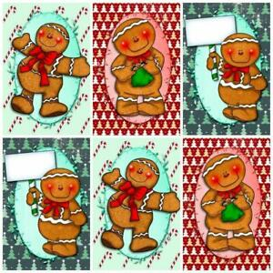 Christmas-Gingerbread-Man-Glossy-Finish-Card-Topper-Craft-Embellishment