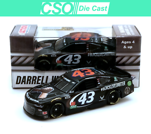Bubba-Wallace-2020-BLACKLIVESMATTER-1-64-Die-Cast-IN-STOCK