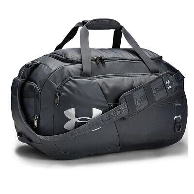 Under Armour UA Undeniable Duffel 4.0 Medium Reisetasche Sporttasche 58L braun
