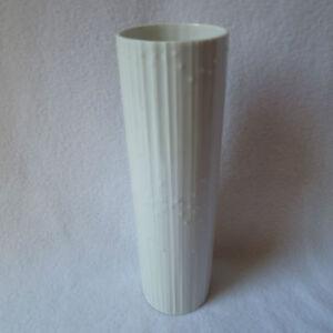 rosenthal germany porzellan design vase modern weiss 23cm. Black Bedroom Furniture Sets. Home Design Ideas