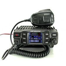 POSTE CB EMETTEUR RECEPTEUR CRT 2000 40 CANAUX AM FM AM/FM MULTINORMES EUROPE