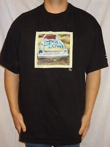 3-Doors-Down-The-Better-Life-Continues-2001-Tour-Tee-Size-XL
