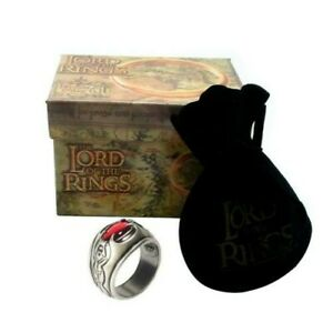 Lord Rings Ring Witch King Re Human Ring Official Hobbit Lotr