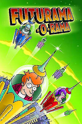 1 of 1 - Futurama: v. 1, Very Good Condition Book, Matt Groening, ISBN 9781840234343