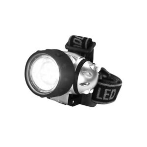 Batterien Stirn- & Taschenlampen Camping & Outdoor Led Kopflampe Stirnlampe Stirnleuchte Helmlampe Lampe Leuchte Inkl