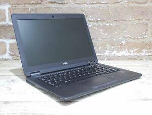 """Dell Latitude E7250 12.5"""" Laptop i5 5th Gen 128 GB 8 GB Win 10 Grade B 431449"""