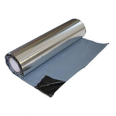 1 x 2m rôle Alubutyl pour isolation optimale dans la voiture Anti ECLATE tapis voiture