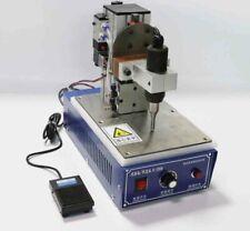 28khz 1200w Pneumatic Ultrasonic Plastic Welder Spot Welding Machine 110v