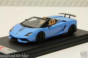 MR-1-43th-Lamborghini-LP570-4-Performant-Met-Light-Blue-Ltd-25pcs-Looksmart-BBR