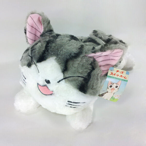 Chi S Sweet Home Anime Chi Cat Plush Soft Toy Stuffed Animal Fluffy