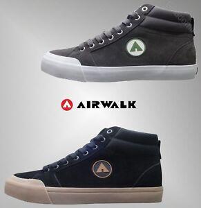 Mens-Airwalk-Sport-Skate-Shoes-Pivot-Mid-Top-Trainers-Footwear-Sizes-UK-7-12