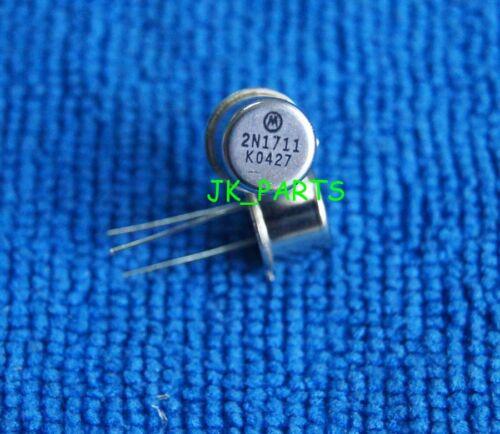 10pcs 2N1711 NPN Transistors BRAND NEW
