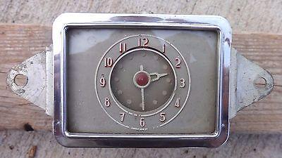 1937 Buick ELECTRIC CLOCK Original GM works