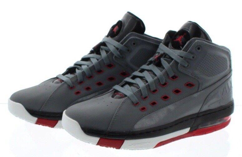 Nike air jordan 317223 uomini della scuola a meta 'top scarpe da basket.