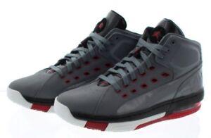 298116631151 Nike 317223 Men s Air Jordan Ol School Mid Top Basketball Shoes ...