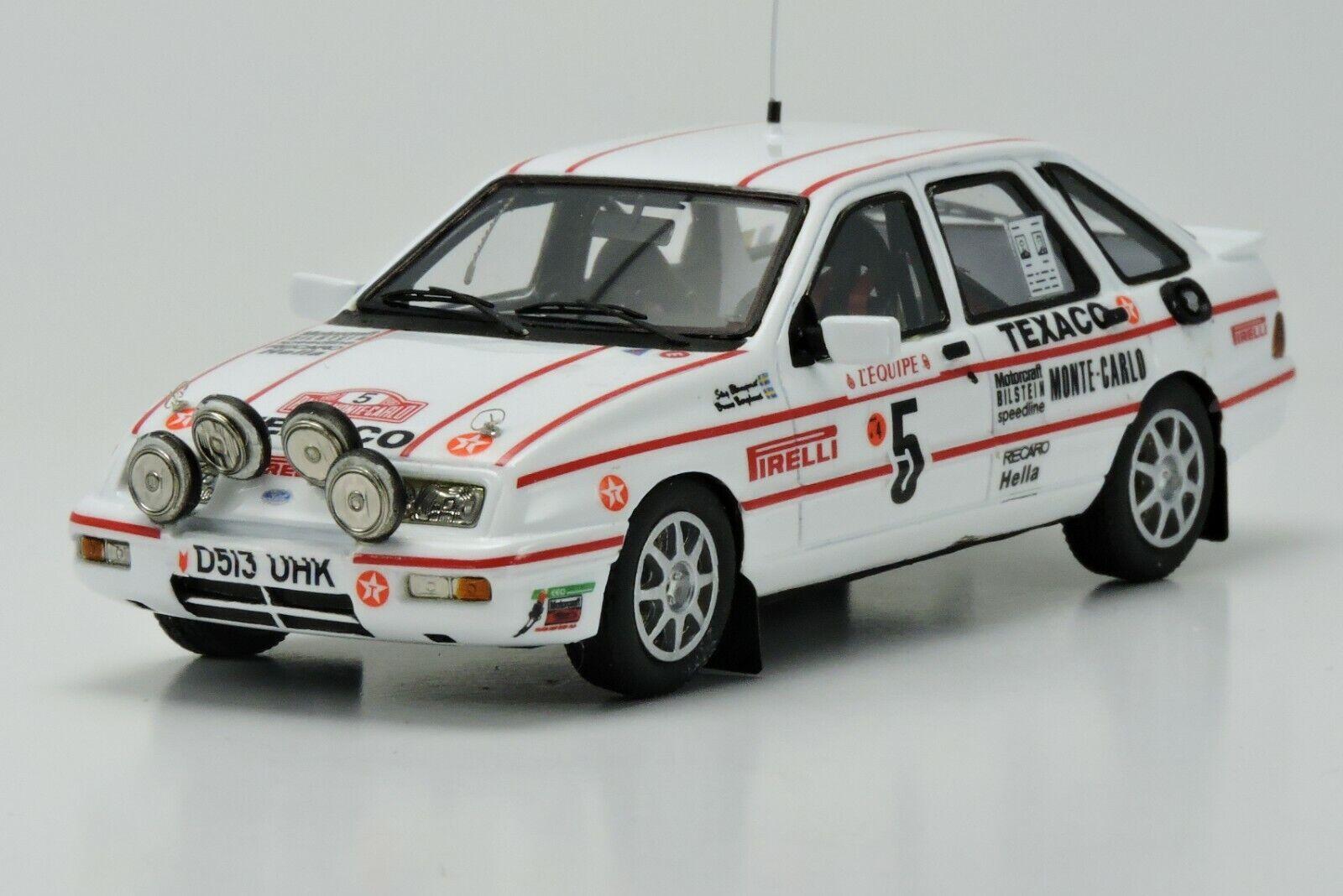 sconto Kit Ford Sierra Xri Xri Xri 4X4  5 Rtuttiy Monteautolo 1987 - Arena modellos kit 1 43  i nuovi stili più caldi