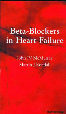 1 of 1 - Betablockers in Heart Failure: Pocketbook (Medical Pocketbooks), Kendall, Martin