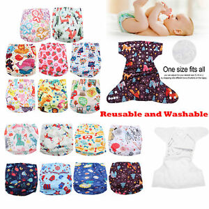 Washable-Baby-Pocket-Nappy-Cloth-Cover-Adjustable-Reusable-Infant-Kids-Diaper