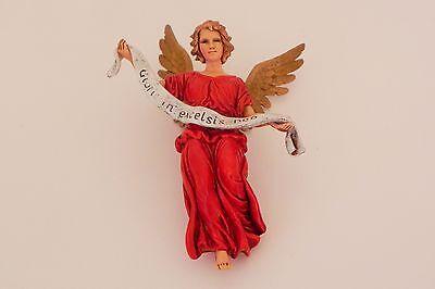 Landi Gloria Angel Nativity Scene Presepio Pesebre Angel Gloria Manger Scene