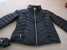 NEW WITH TAGS WOMEN'S NAUTICA REVERSIBLE PACKABLE DOWN JACKET SIZE M MSRP $189