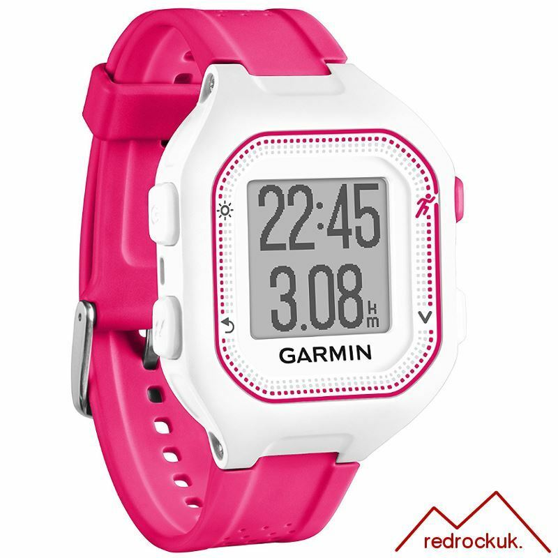 Garmin Forerunner 25 GPS Reloj Correr-rosado
