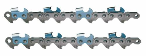 """72 Drive Links Oregon 72LGX072G For 20/"""" Bar Chainsaw Chain Loops 2 Pack"""