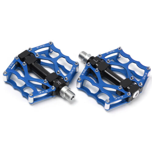 """9//16/"""" Mountain Bicycle Ultralight Aluminum Alloy Bearing Pedal MTB Cycling~Pedal"""
