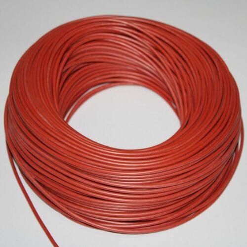 100M 12K Heating Carbon Fiber Floor Wire Warm Underfloor Infrared Cable 220V 33