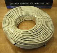 Lorex Cva6808r High Performance Extension Cable, 6 Pin Din Cable-
