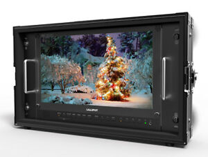 LILLIPUT-15-6-034-BM150-12G-3D-LUT-12G-SDI-4X4K-HDMI-Broadcast-Ultra-HD-V-Mount