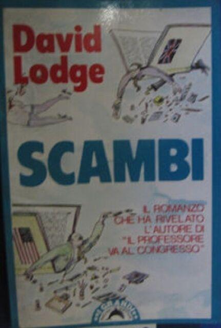 Scambi ,Lodge, David  ,Bompiani,