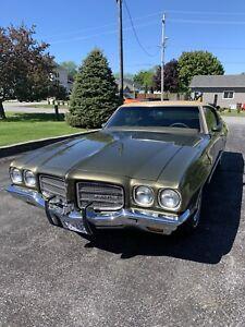 1972 Pontiac Luxury Lemond