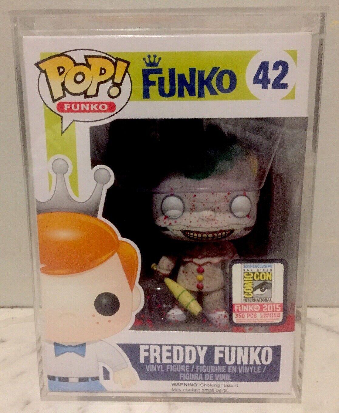 Funko Pop Freddy Funko Twisty American Horror Story SDCC EXC 1 350 (Bloody)
