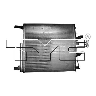 A//C Condenser Front TYC 3878 fits 12-18 Ram 1500 5.7L-V8