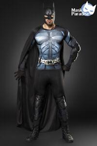 Batman-Kostuemset-Gothic-Fasching-Karneval-Herren-Verkleidung-Halloween-NEU