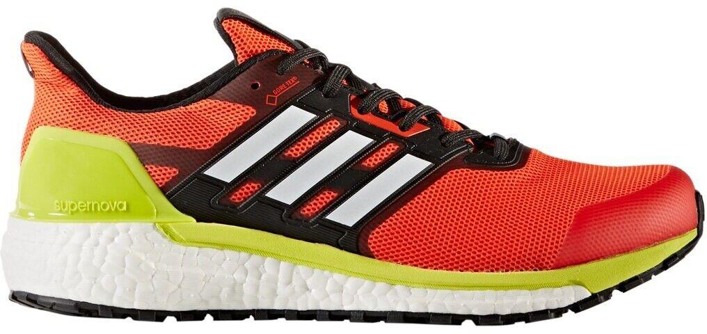 Adidas Supernova Boost Gore-Tex Para Hombre Zapatillas Para Correr-Naranja