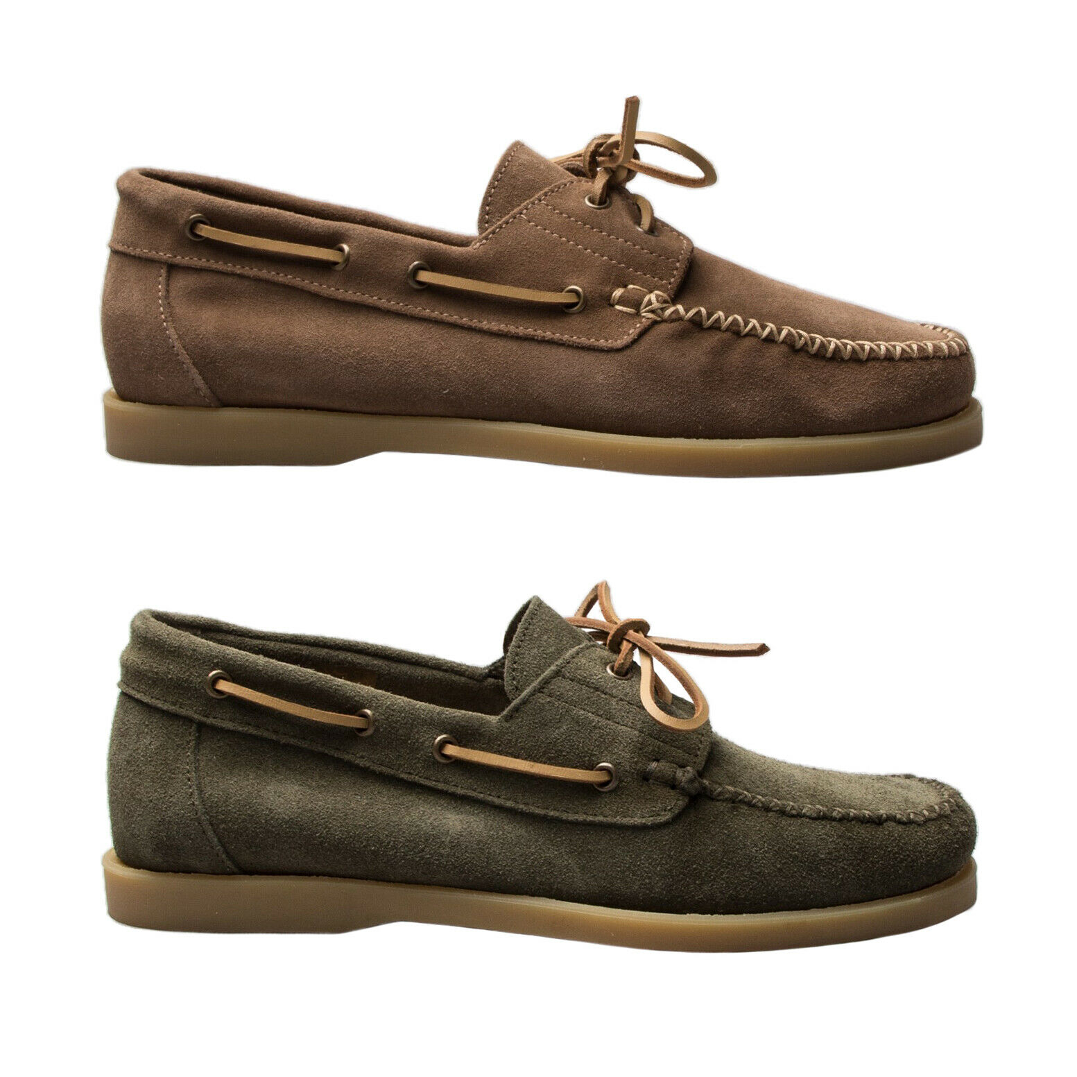 MAZE men's shoe unlined with laces mod ADELMO VELOUR 100% leather MADE IN ITALY