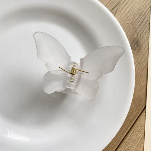 Elegant Butterfly Hairpin Girl Sweet Hair Ornament Clip Women Barrette Hair claw