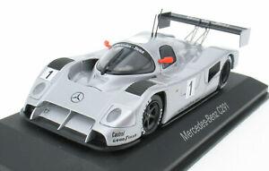 MINICHAMPS - Mercedes-Benz C291 Nr 1 Mass Schlesser - 1:43 Modellauto B66040068
