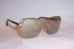 ea2e59cdeab NEW JIMMY CHOO SUNGLASSES MASK S 138-M3 ROSE GOLD SILVER MIRROR ...