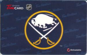 2012-Tim-Horton-039-s-Bufalo-Sabres-Gift-Card-FD-27318-Series-6076