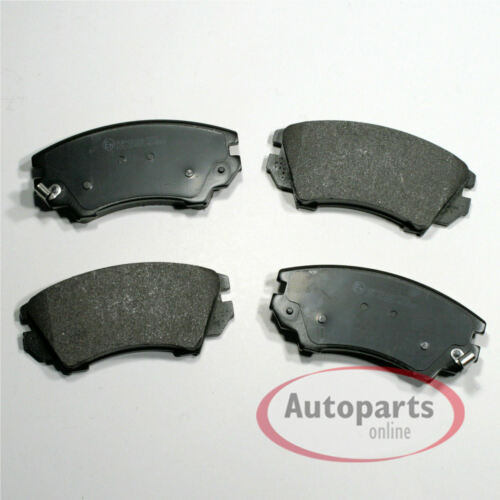 Bremsbeläge Bremsklötze Bremsen für vorne hinten Peugeot 4007
